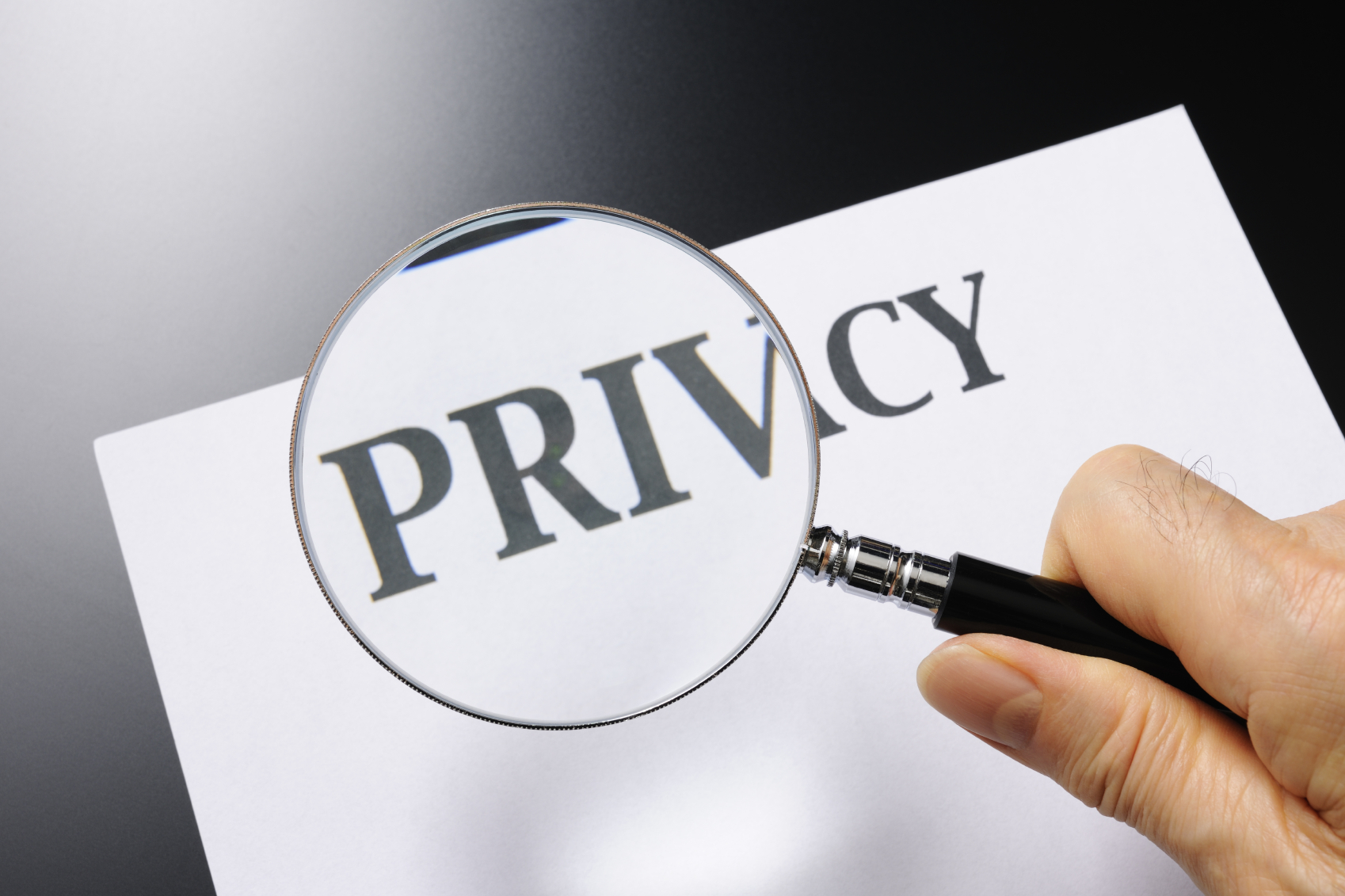 how to keep employees personal information private